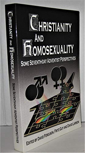 9780967369426: Christianity and Homosexuality: Some Seventh-day Adventist Perspectives