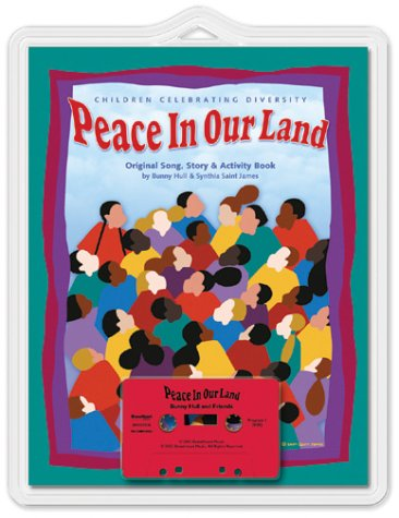 9780967376295: Peace In Our Land: Children Celebrating Diversity (Kids Creative Classics)