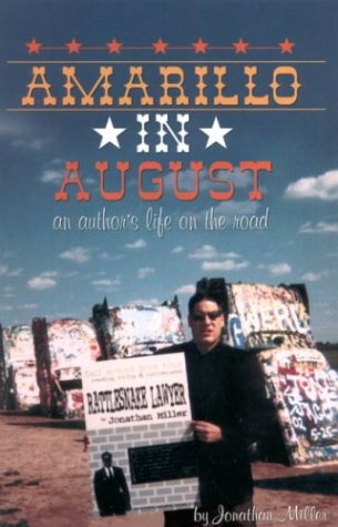 9780967392059: Amarillo in August: An Author's Life on the Road
