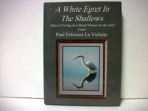 A White Egret in the Shallows: Tales of Living in a Beach House on the Gulf Coast: LA Violette, ...