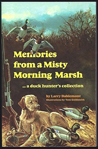 Memories From A Misty Morning Marsh : Dablemont, Larry