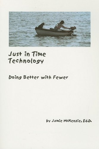 9780967407845: Just in Time Technology: Doing Better With Fewer (Additional Resources)