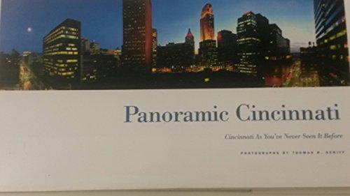Panoramic Cincinnati: Cincinnati as You've Never Seen it Before: Schiff, Tom, photo