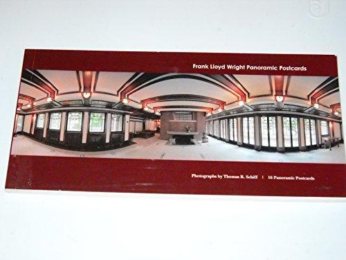 Frank Lloyd Wright Panoramic Postcards: n/a