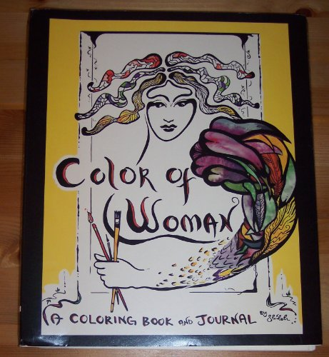 Color of Woman - A Coloring Book and Journal: McCloud, Shiloh Sophia