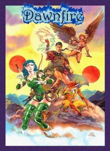 9780967426044: Dawnfire (Complete RPG Rulebook)