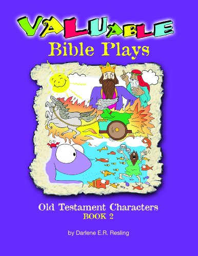 9780967439495: Valuable Bible Plays: Old Testament Characters