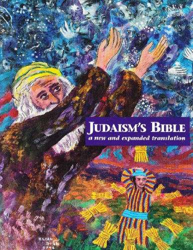 Judaism's Bible: A New and Expanded Translation (Genesis -- Part 1): Grafstein, Shlomo Z.E.