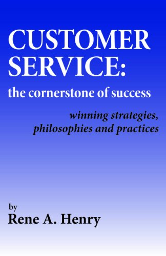 9780967453552: Customer Service: the cornerstone of success