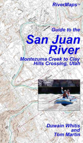 9780967459561: Guide to the San Juan River by Tom Martin (2005-01-01)