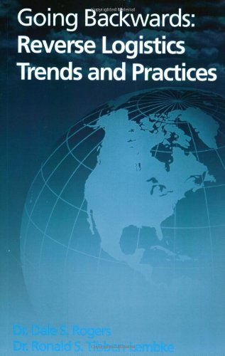 9780967461908: Going Backwards: Reverse Logistics Trends and Practices
