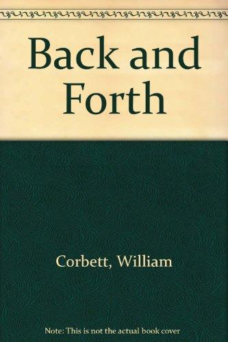 Back and Forth: Corbett, William