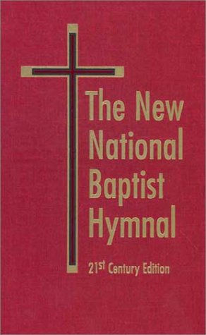 9780967502908: New National Baptist Hymnal 21st Century - RED version