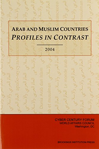 9780967505220: Arab and Muslim Countries: Profiles in Contrast 2004