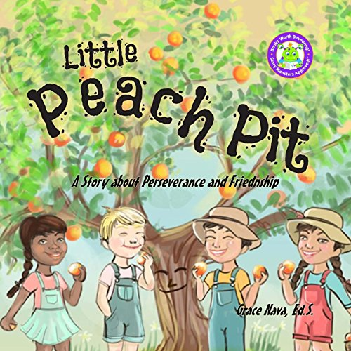 9780967506869: Little Peach Pit: A Story about Perseverance and Friendship
