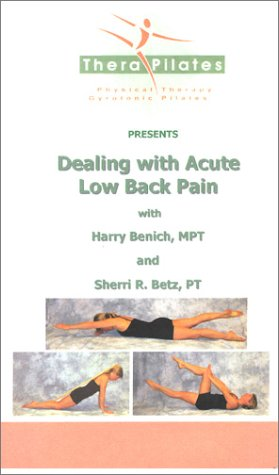 9780967515229: Dealing with Acute Low Back Pain [VHS]