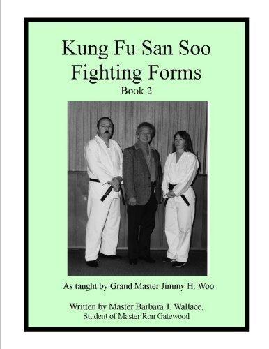 9780967528366: Kung Fu San Soo Fighting Forms - Book 2