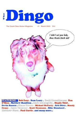 The Dingo #1: Leary, Sean