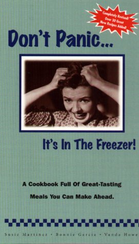Don't Panic.It's In The Freezer!: Howell, Vanda, Martinez,
