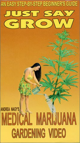 9780967539010: Just Say Grow [VHS]
