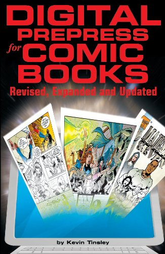 9780967542386: Digital Prepress For Comic Books: Revised, Expanded & Updated