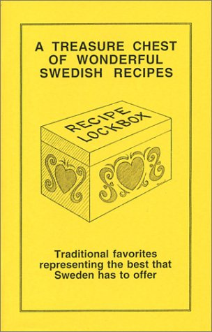 9780967545431: A Treasure Chest of Wonderful Swedish Recipes