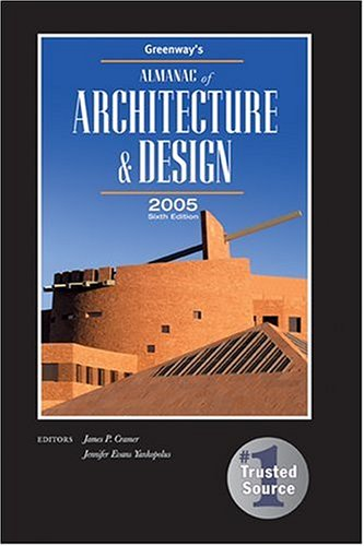 Almanac of Architecture & Design 2005, Sixth: James P. Cramer,