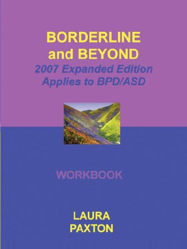 9780967561448: Borderline and Beyond, Workbook and Personal Journal, Revised