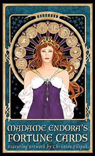 9780967575636: Madame Endoras Fortune Cards