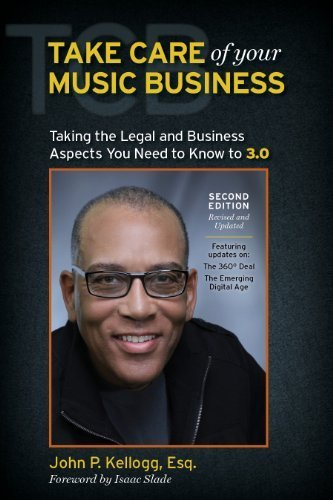 Take Care of Your Music Business Second: Esq. John P.