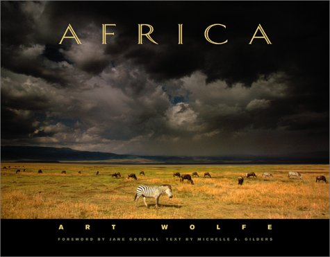 Africa: Gilders, Michelle A.