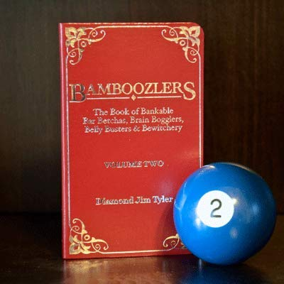 9780967601830: Bamboozlers- The Book of Bankable Bar Betchas, Brain Bogglers, Belly Busters & Bewitchery- Volume Two
