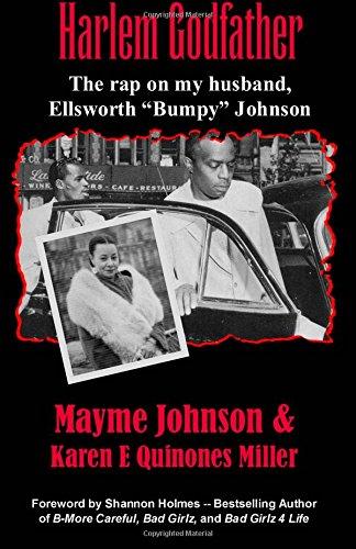 9780967602837: Harlem Godfather: The Rap on my Husband, Ellsworth