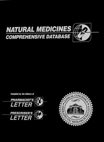 9780967613604: Natural Medicines Comprehensive Database
