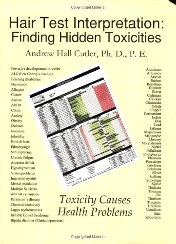 9780967616810: Hair Test Interpretation: Finding Hidden Toxicities