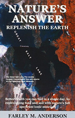 9780967619002: Nature's Answer: Replenish the Earth
