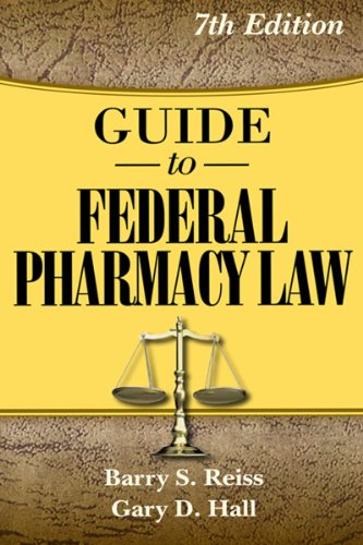 9780967633268: Guide to Federal Pharmacy Law