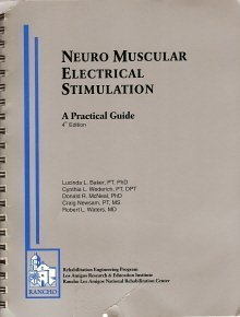 9780967633503: Neuro Muscular Electrical Stimulation: A Practical Guide (4th Edition) [STUDENT EDITION]