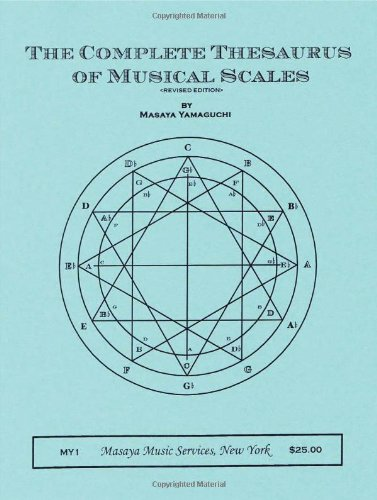 9780967635309: The Complete Thesaurus of Musical Scales