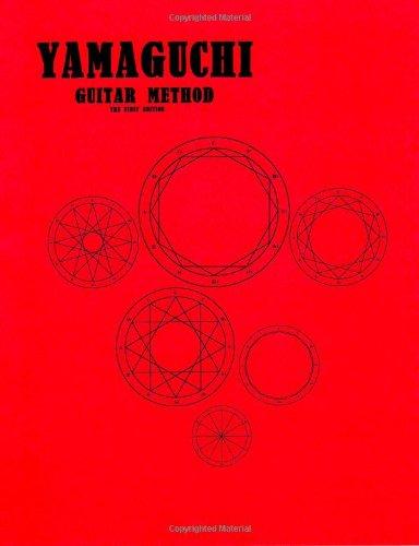 YAMAGUCHI Guitar Method: Masaya Yamaguchi