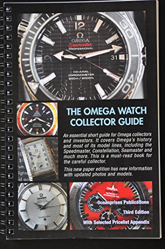 9780967672083: The Omega Watch Collector Guide - Expanded Third Edition