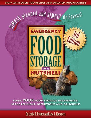 Emergency Food in a Nutshell
