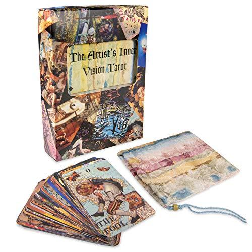9780967680408: The Artist's Inner Vision Tarot