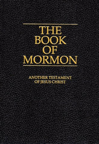 9780967686554: The Book of Mormon: Another Testament of Jesus Christ (Official Edition)