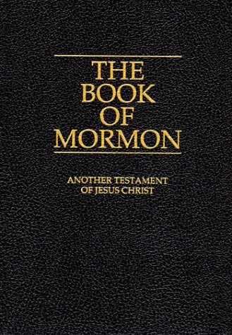 9780967686561: The Book of Mormon: Another Testament of Jesus Christ (Official Edition)