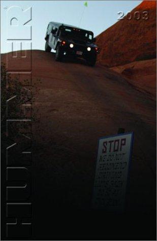 9780967688336: 2003 Hummer Calendar