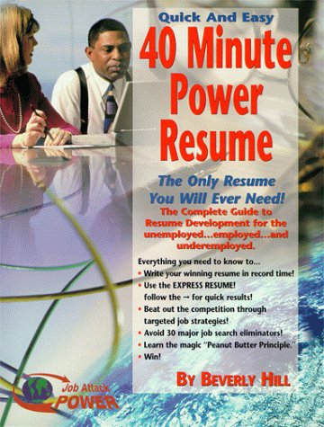 40 Minute Power Resume: Hill, Beverly