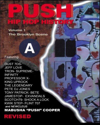 Push Hip Hop History: The Brooklyn Scene: Mabusha Cooper