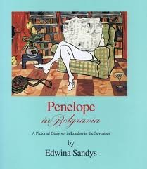 Penelope in Belgravia: A Pictorial Diary set in London in the Seventies