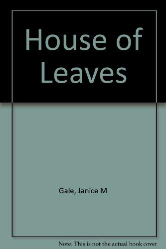 9780967735306: House of Leaves